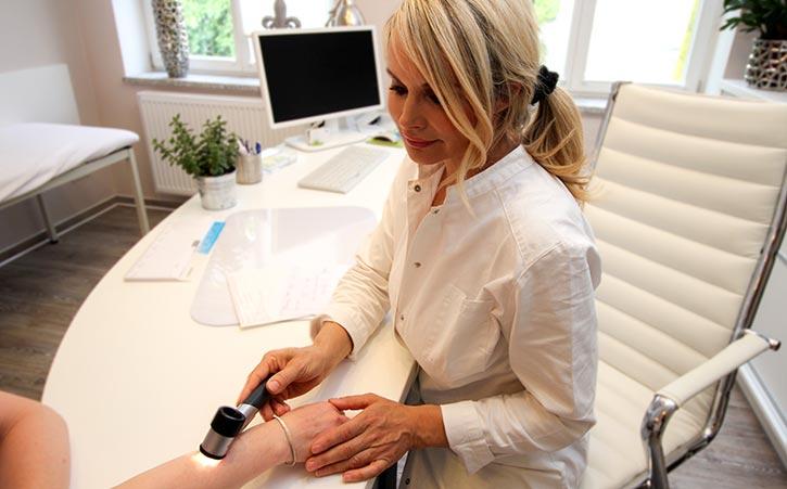 Dermatologe in Cottbus - wunderschöne Haut