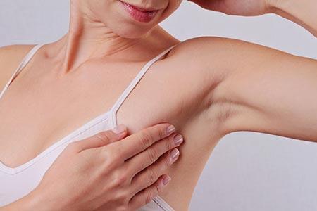 Hyperhidrose - Hautarzt - weniger schwitzen mit botox